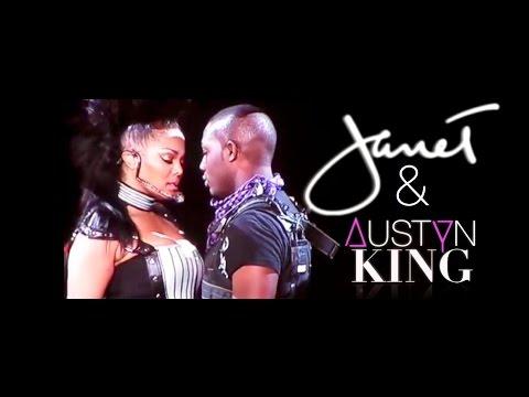 Janet Jackson & Austyn King