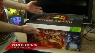 Mortal Kombat: Tournament Edition Unboxing Video