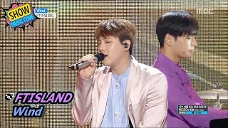Show! Music core 20170624 FTISLAND - Wind, FT아일랜드 - 윈드 ▷Show ...