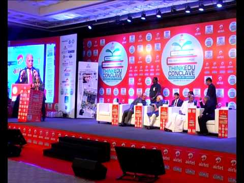 ThinkEDU 2014 Closing address by Mohd Hamid Ansari, Hon. Vice President of India
