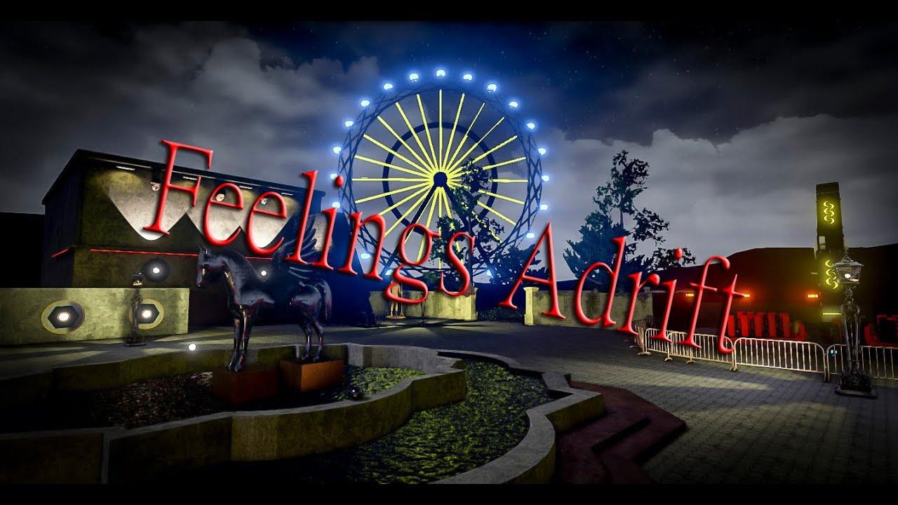 parc attraction horreur