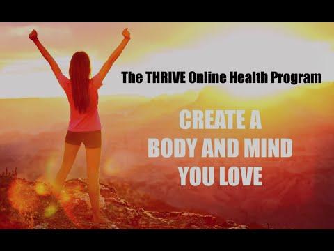 THRIVE Online Holistic Health Program