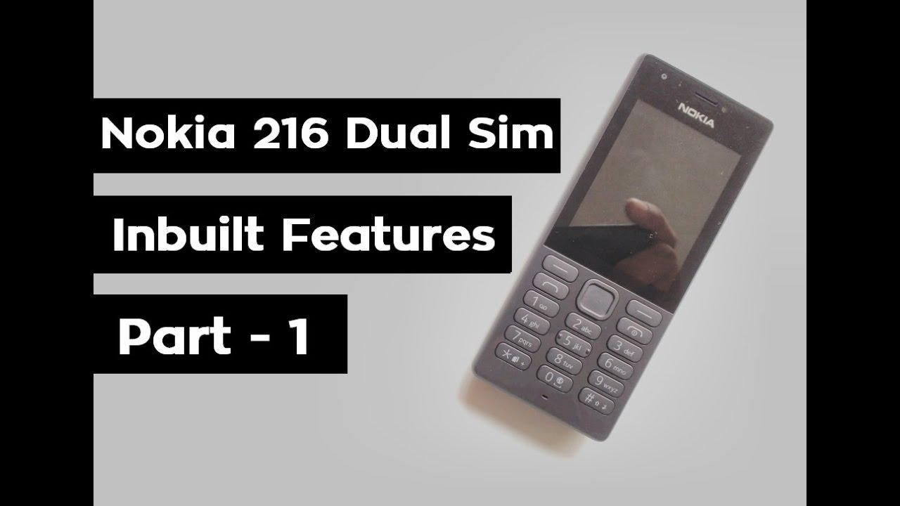 9bd548383b2 Nokia 216 Dual Sim Review