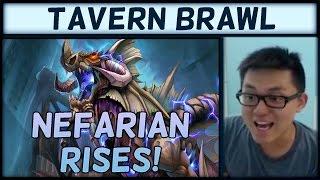 [Hearthstone] Tavern Brawl: Nefarian Rises!