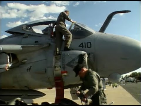 A-6 Intruder Tour and Demonstration
