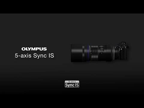 5 axis Sync Image Stabilization