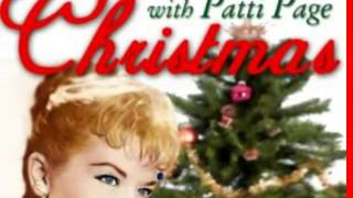 Patti Page ~~~ Boogie Woogie Santa Claus.