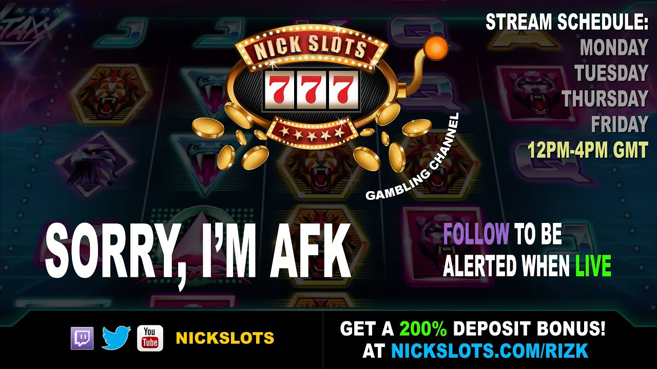 Download Watch me play slots - 20/09/16