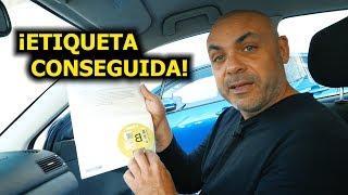 El error de la DGT: Cómo conseguir pegatina en gasolina o diesel (Pasos y mi opinión)