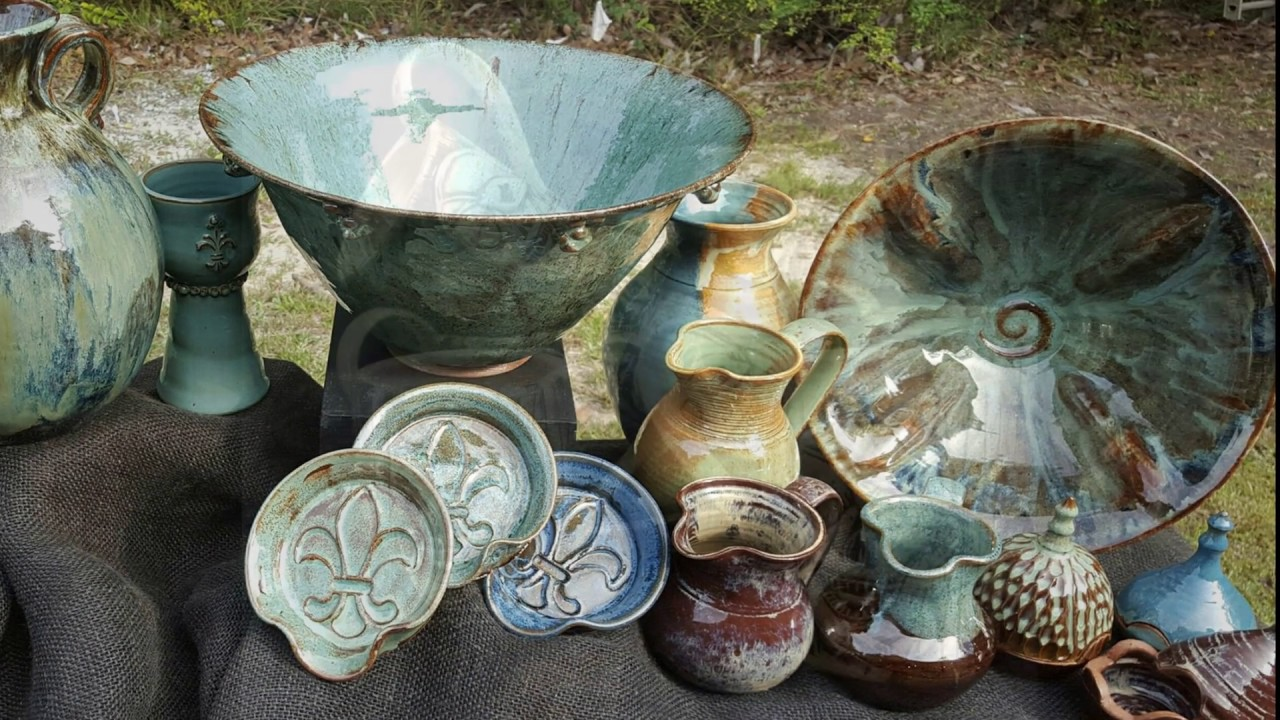 denise austin pottery and true brew coffee youtube