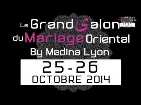 SONIA VIP au grand salon du mariage oriental by MEDINA LYON