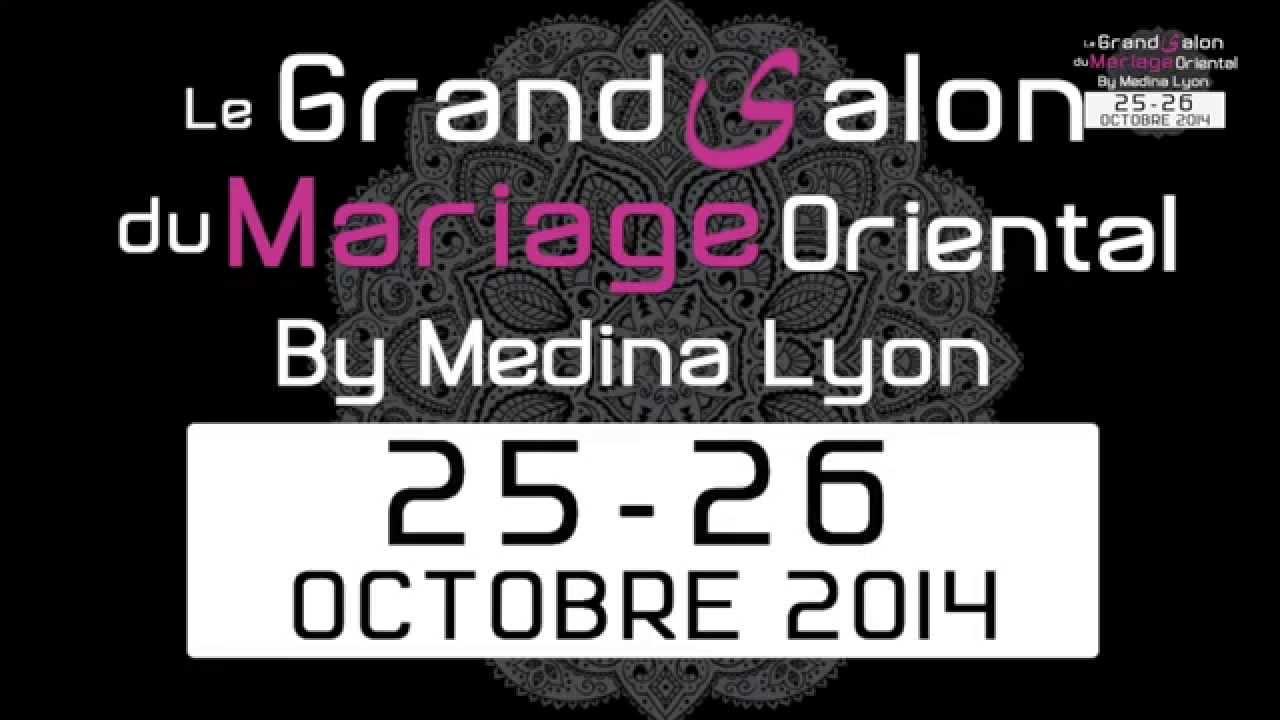 Sonia vip au grand salon du mariage oriental by medina lyon youtube - Salon du mariage oriental lyon ...