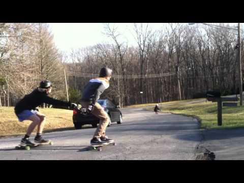 summer 2016 longboard edit feat: Hunter Pitts, Lee Domer and Ryan Stauffer