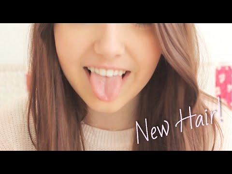 HAIR REVEAL ?!?!? ♡