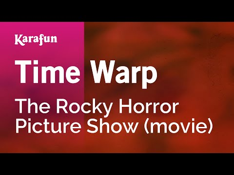 Karaoke Time Warp - The Rocky Horror Show *