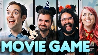 DISNEY MOVIE GAME with JACKSFILMS!