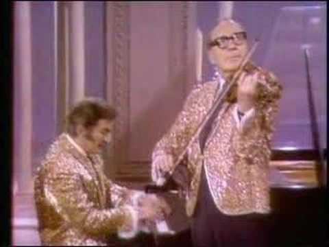 1969 Liberace  Liberace & Jack Benny