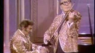 1969 Liberace Show Liberace & Jack Benny