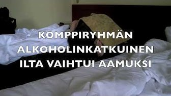 The Coveralls @ House Of Bars, Lappeenranta & Hotelli Niemenharju, Pihtipudas 7.&8.12.2012