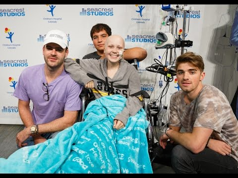 The Chainsmokers Talk Music & Puppies At Seacrest Studios Colorado
