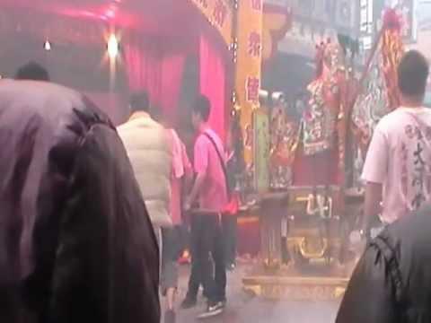 Tao festival in Taipei