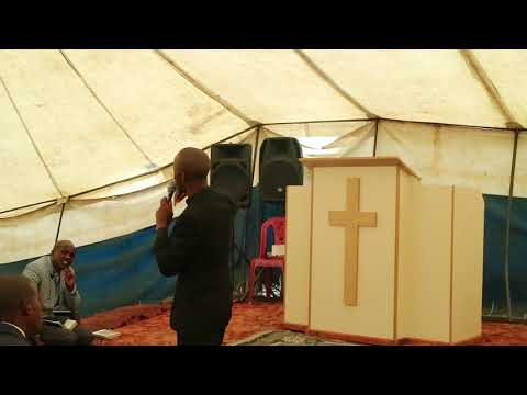 Pst B Ndzimande - Holiness, Holy Spirit and Glory part 1