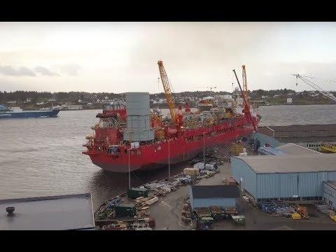 Petrojarl I FPSO Completes Upgrades | Teekay