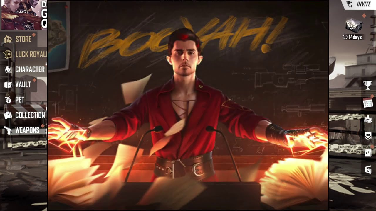 Garena Free Fire: BOOYAH Day - game 2
