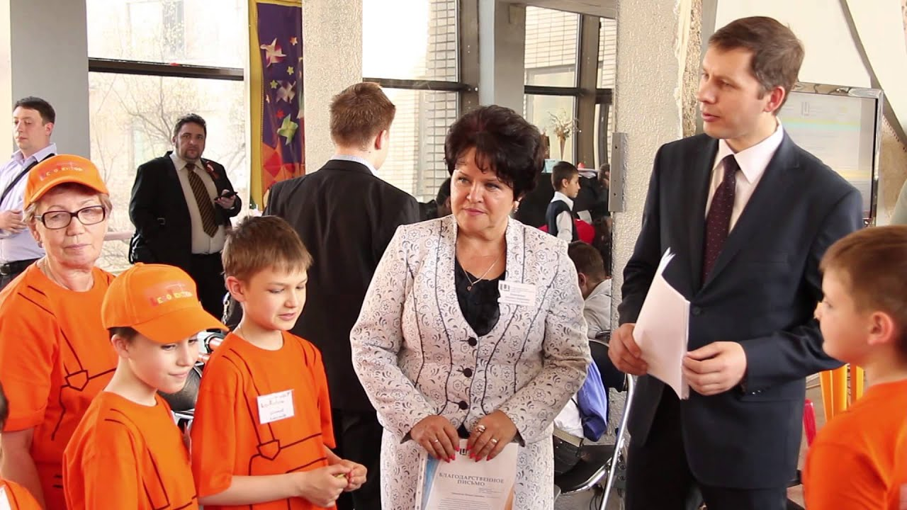 Фестиваль Научно-технического творчества молодежи - 2015