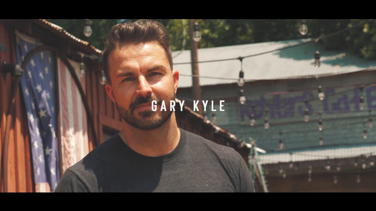 """Gary Kyle -  """"American Flags"""" (Official Music Video)"""