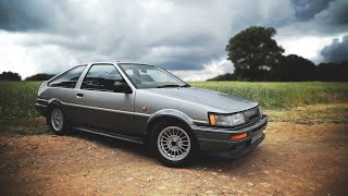 toyota ae86 review why japan s iconic coupe is more than an initial d legend