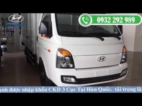 Hyundai Porter 150 Thành Công Thùng Đông Lạnh - YouTube