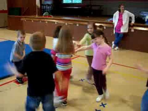 square dancing homeschoolers