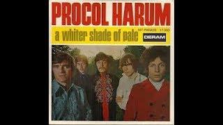 A WHITER SHADE OF PALE (Procol Harum)  #thierrymonicault
