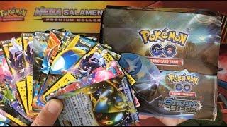 Pokemon Cards - FAKE Pokemon Go Booster Box Opening!!