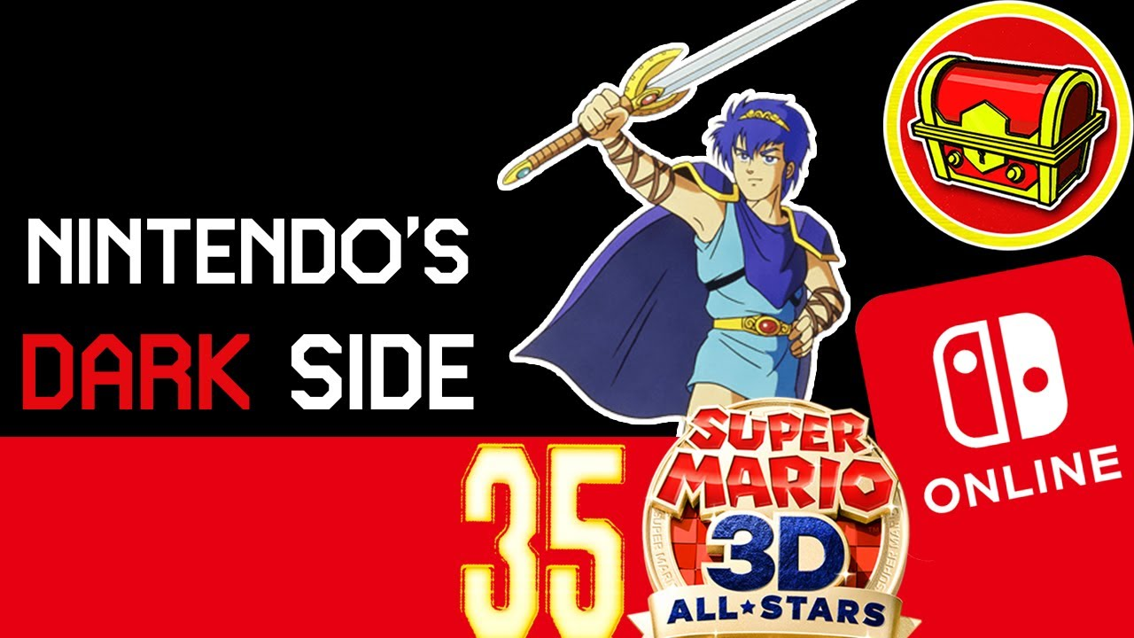 Fire Emblem and The Dark Side of Nintendo - The Hidden Chest