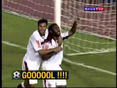 Gols do Flamengo na fase de grupos da libertadores 2010