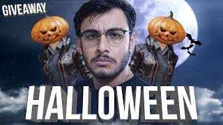 PUBG MOBILE: HALLOWEEN SPECIAL + GIVEAWAY