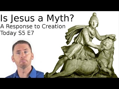 Is Jesus A Myth? A Response to Creation Today S5 E7 (Featuring Rorschach Justice)