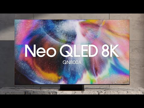 Neo QLED 8K - QN800A: Official Introduction   Samsung