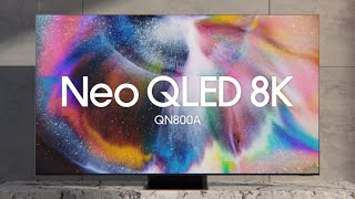 Neo QLED 8K - QN800A: Official Introduction | Samsung