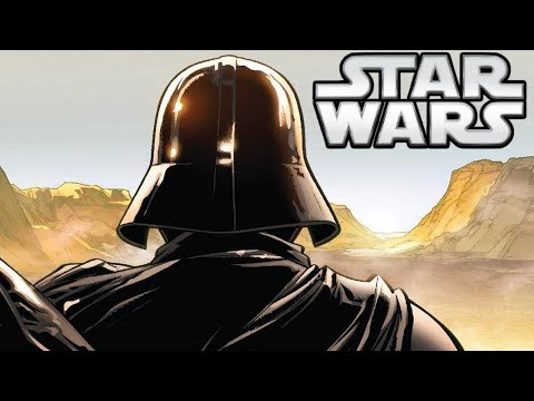 Darth Vader Learns Why Sith Lightsabers are RED (Canon) - Star Wars Explained