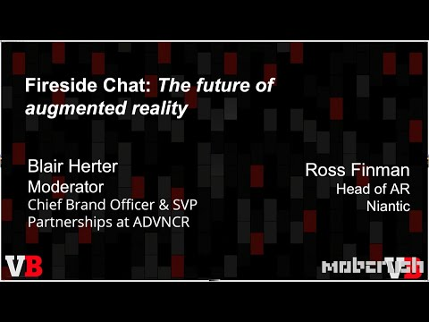 Niantic's view of the future of augmented reality