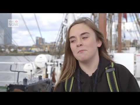 GSF Awards 2015 | HSBC | Tall ships - A voyage of achievement