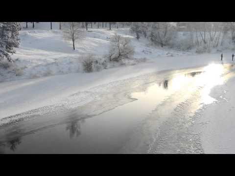 природа и музыка - ЗИМА(фотофильм)