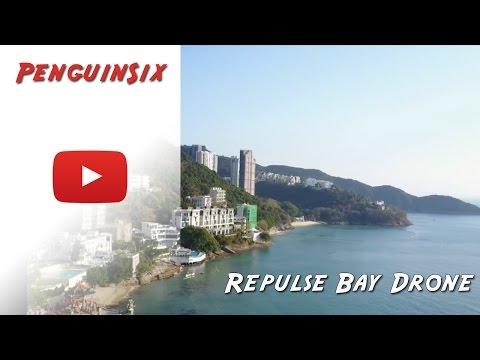 Drone over Repulse Bay - VLog #28 from Hong Kong