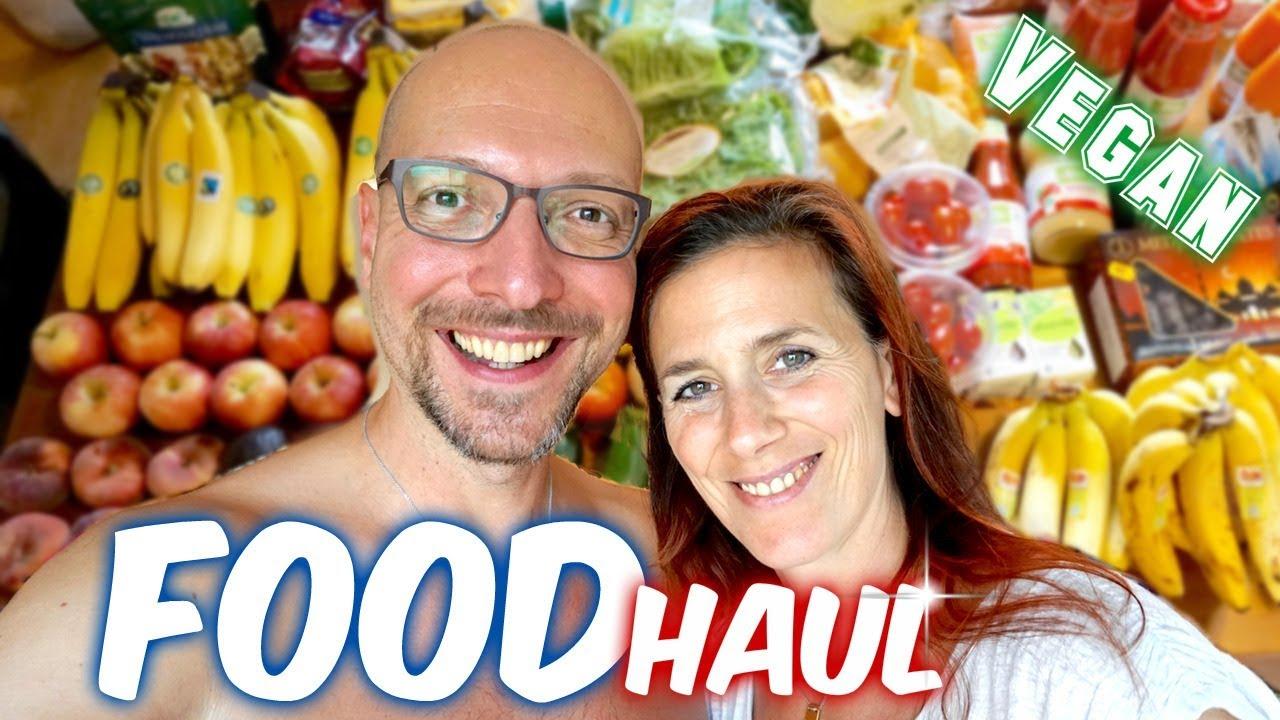 MEGA FOOD HAUL. Vegan Einkaufen beim Türken, DM & ALDI