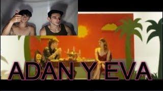 Paulo Londra - Adan y Eva (Official Video) (Reacción)