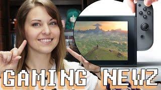 Nintendo Switch Revealed!  | GAMING NEWZ