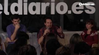 """Pablo Iglesias: """"La gente no vota por su posición de clase, vota por identidad"""""""
